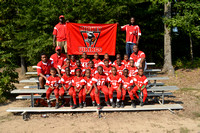2013 Mighty Vikings 5-6yr Flag